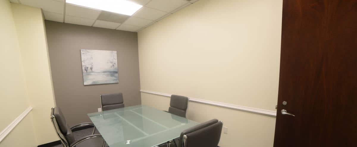 Midtown Atlanta 4 Person Meeting Room in Atlanta Hero Image in Buckhead, Atlanta, GA