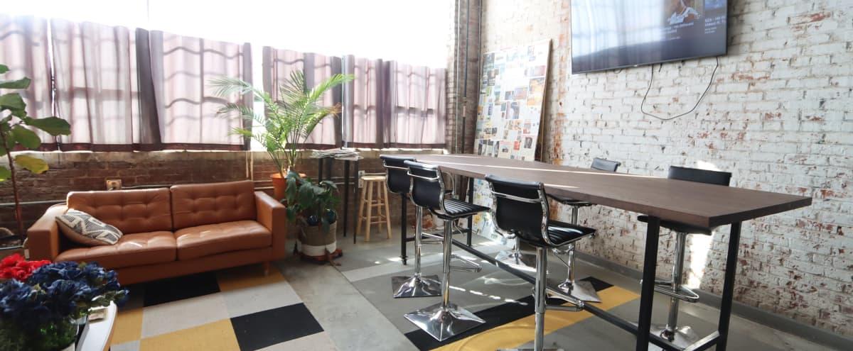 Midtown Comfy Loft Studio with Natural Light + High Ceilings in Atlanta Hero Image in English Avenue, Atlanta, GA