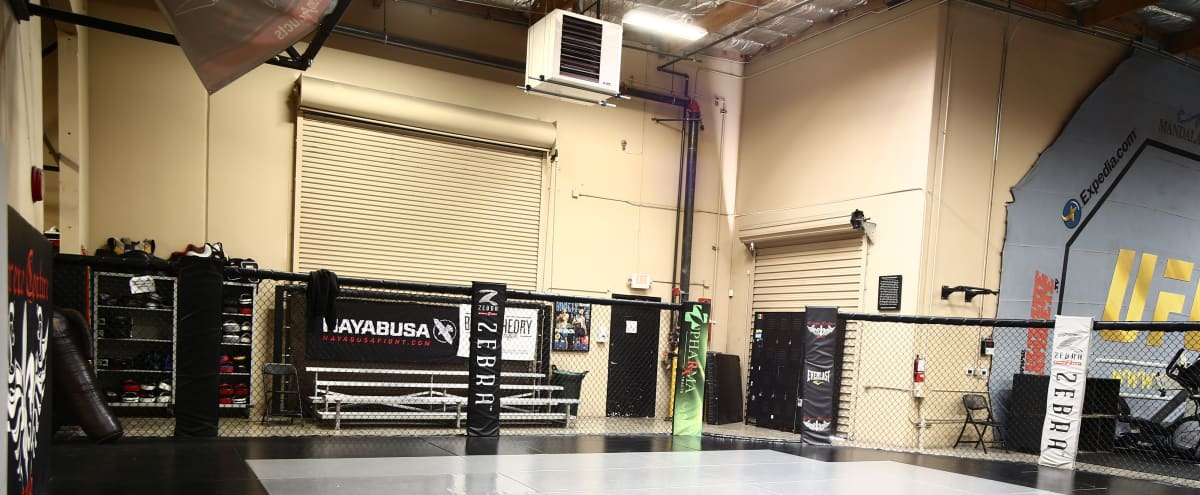 Fitness Training Mat Area with World Class Amenities Minutes from the Strip in Las Vegas Hero Image in undefined, Las Vegas, NV