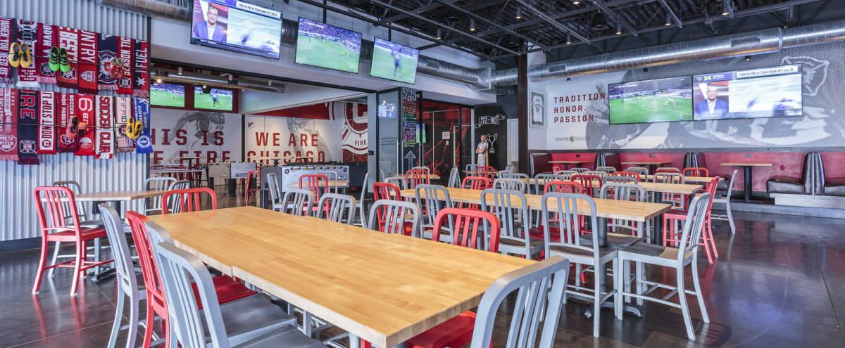 North Center Soccer Paradise Pub Venue in Chicago Hero Image in North Center, Chicago, IL