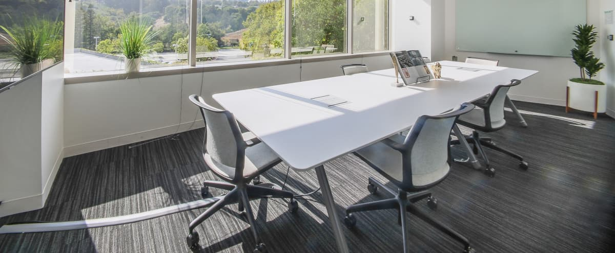 Coworking Space with Breaktaking Views & Multiple Board Rooms in San Mateo Hero Image in Beresford Park, San Mateo, CA