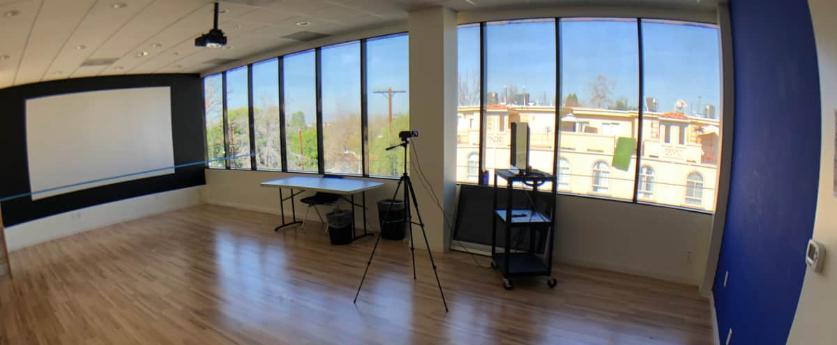Open Large Studio/Meeting Room in Sherman Oaks in Sherman Oaks Hero Image in Sherman Oaks, Sherman Oaks, CA