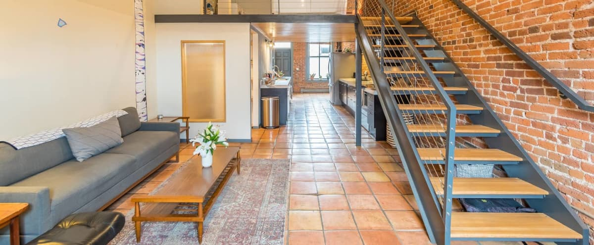 Meeting Retreat - Paris Loft: Modern & Cozy Gem in Denver Hero Image in Ballpark, Denver, CO