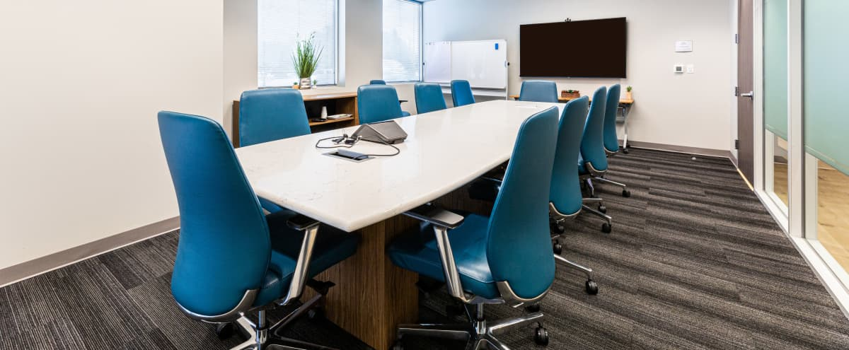 Fully Equipped Executive Board Room in AUSTIN Hero Image in Franklin Park, AUSTIN, TX