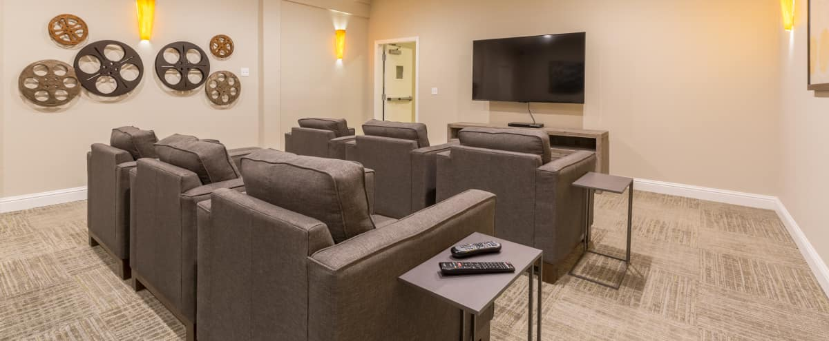 Theater Style Room for Presentations (Ping Pong included!) in Santa Clara Hero Image in undefined, Santa Clara, CA