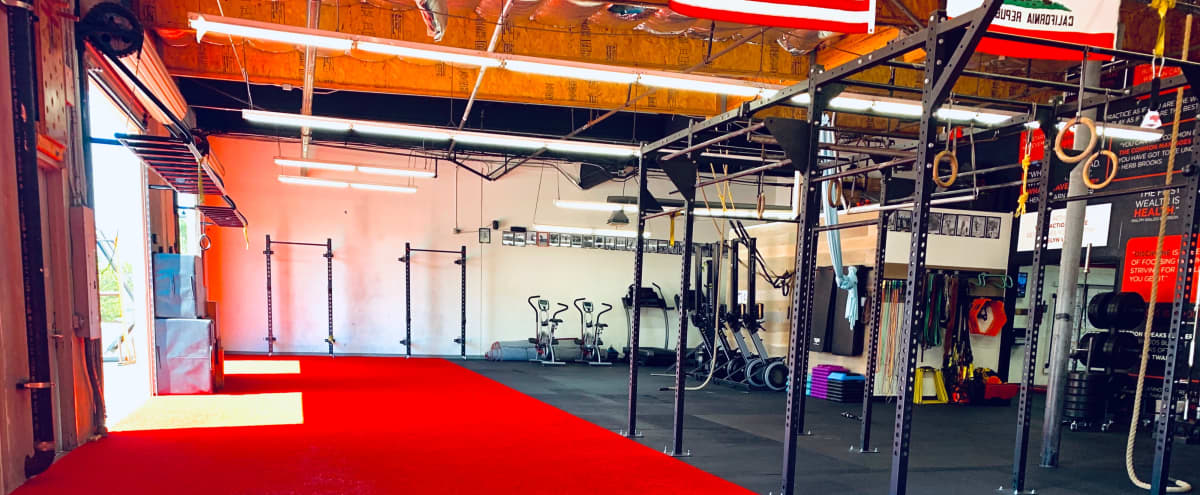 6,000 square foot gym with lots of open space in Irvine Hero Image in Irvine Business Complex, Irvine, CA