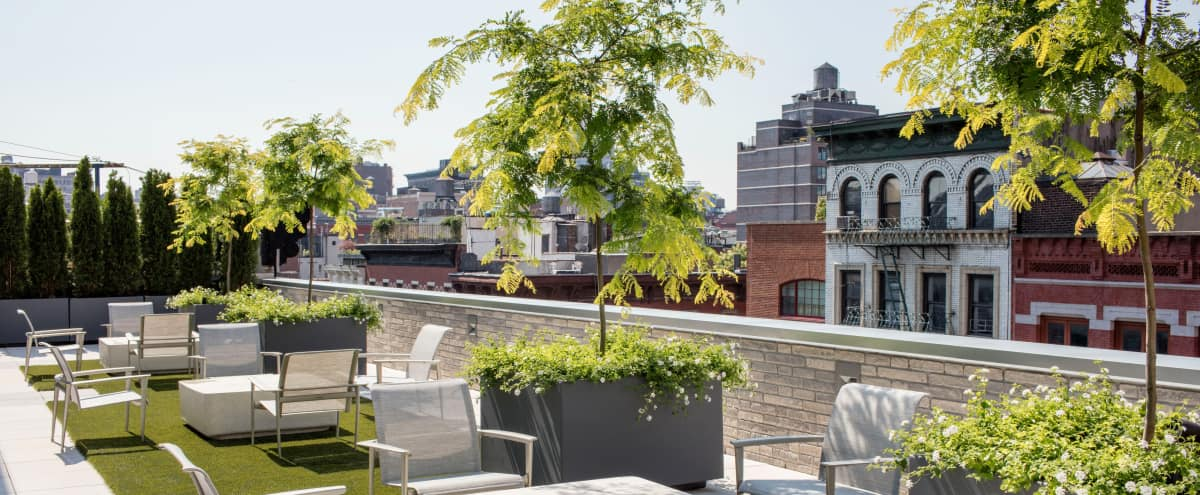 Gorgeous NYC Indoor/Outdoor Venue has everything you need for a PERFECT off-site! in New York Hero Image in Lower Manhattan, New York, NY