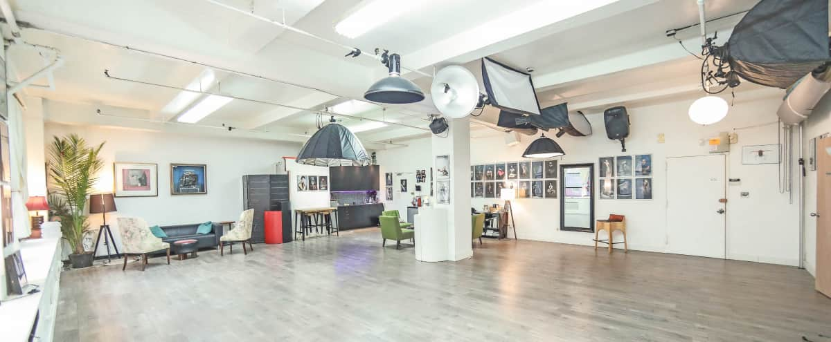 Unique Studio Venue in Chelsea Manhattan in New York Hero Image in Midtown, New York, NY