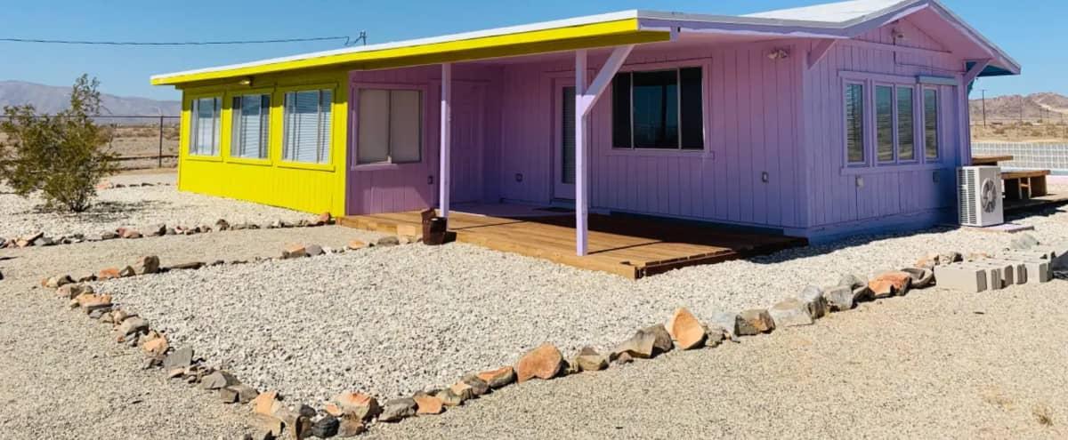Pool Haus in Twentynine Palms Hero Image in Wonder Valley, Twentynine Palms, CA