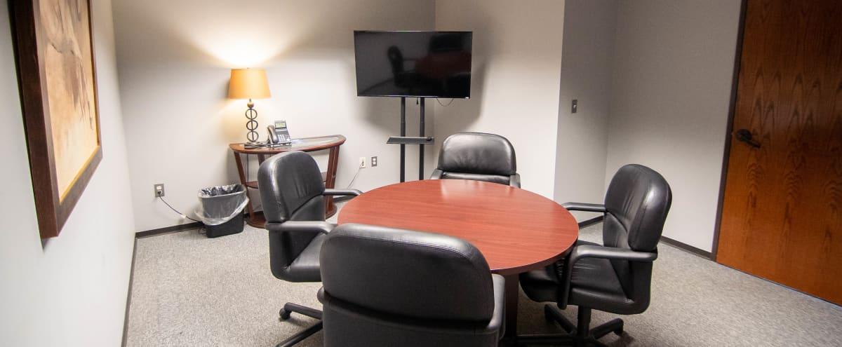 Comfortable Meeting Room w/ TV & Whiteboard - Novi, MI in Novi Hero Image in undefined, Novi, MI