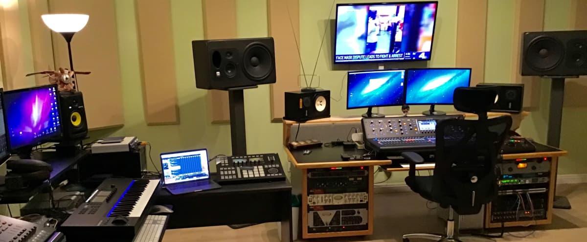 Midtown Music Recording Studio in Los Angeles Hero Image in Central LA, Los Angeles, CA