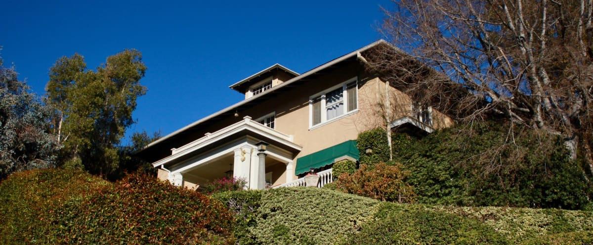 The Grand Historical House in Pasadena Hero Image in South Arroyo, Pasadena, CA