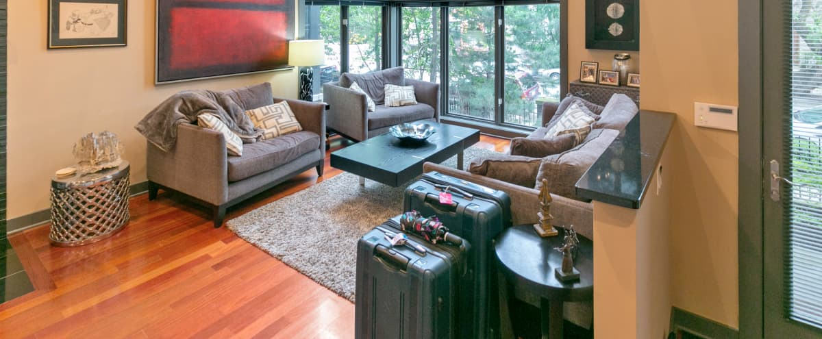 Wicker Park Mansion w/Open Floor Plan, 5 Roof Decks, Home Theater in Chicago Hero Image in West Town, Chicago, IL