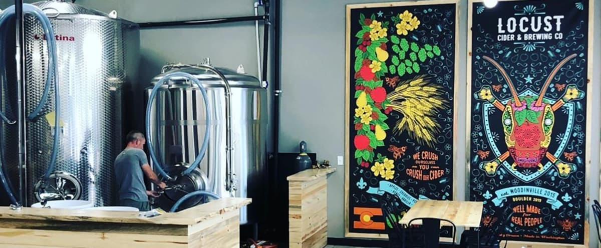 Spacious & Cozy Cidery With Tap Room & Production Facility in Boulder Hero Image in undefined, Boulder, CO