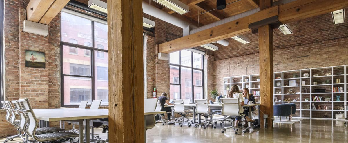 Lofted Creative Event Space in River North in Chicago Hero Image in River North, Chicago, IL