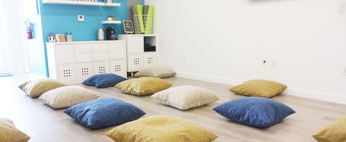 Relaxing space for workshops, classes and meetings in Miramar in Miramar Hero Image in undefined, Miramar, FL