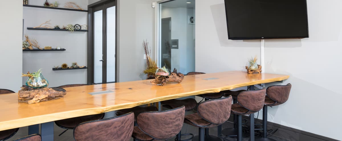 Off-Site Meeting Lounge with Breakout and Outdoor Space Included in San Mateo Hero Image in East San Mateo, San Mateo, CA