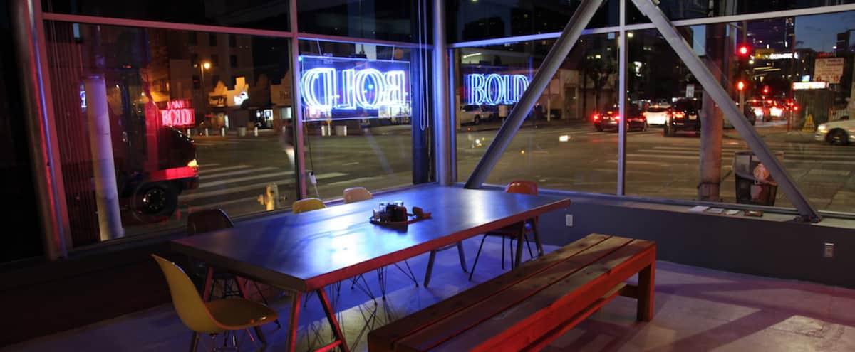 DTLA Street Corner View with Natural Lighting in Los Angeles Hero Image in Downtown, Los Angeles, CA