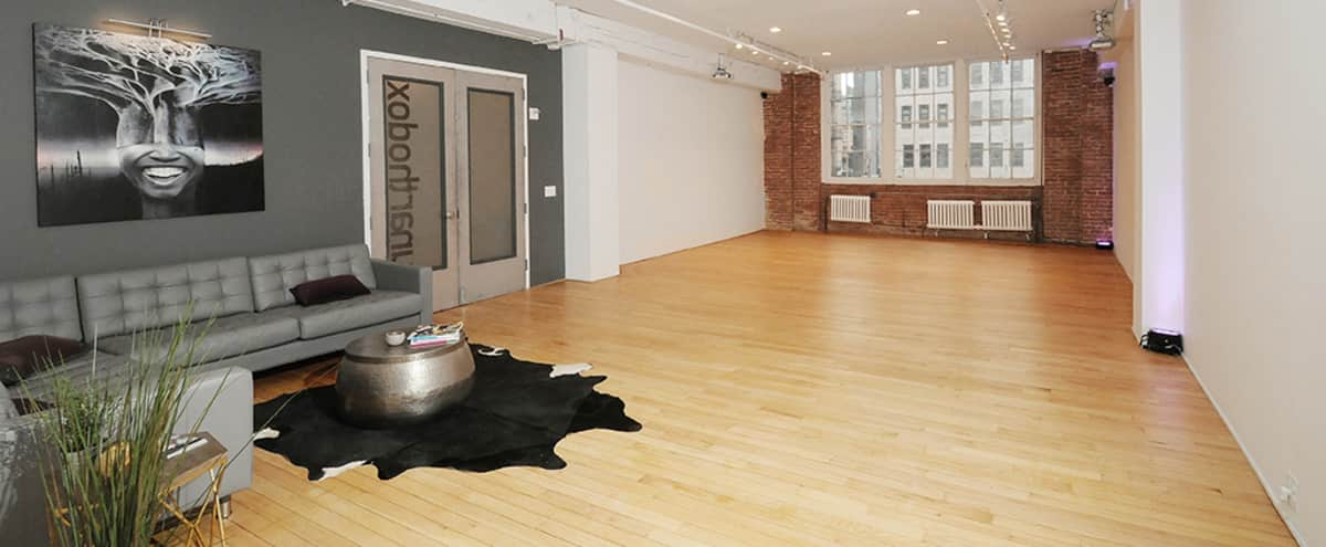 Trendy Venue/Gallery Space in the heart of Chelsea in New York Hero Image in Chelsea, New York, NY