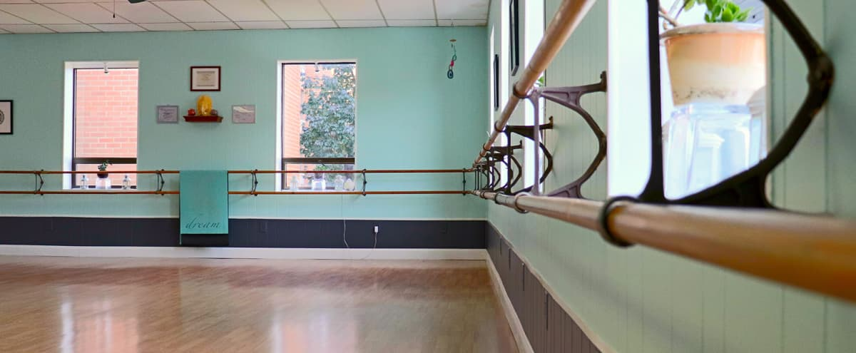 Spacious Centrally Located Yoga & Dance Studio in Lyndhurst Hero Image in undefined, Lyndhurst, NJ