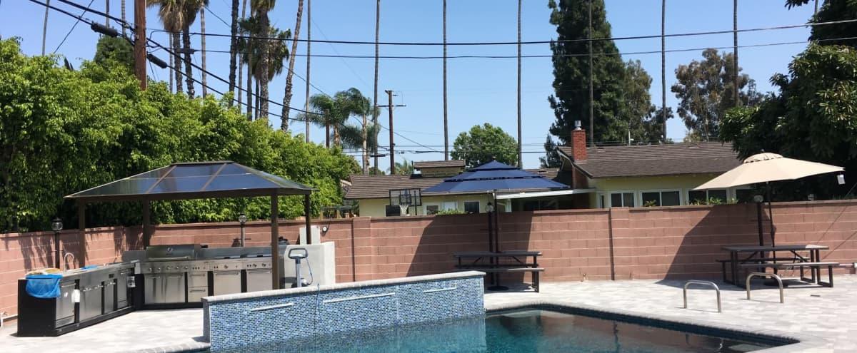 Exclusive Poolside Hideaway in Downey Hero Image in undefined, Downey, CA