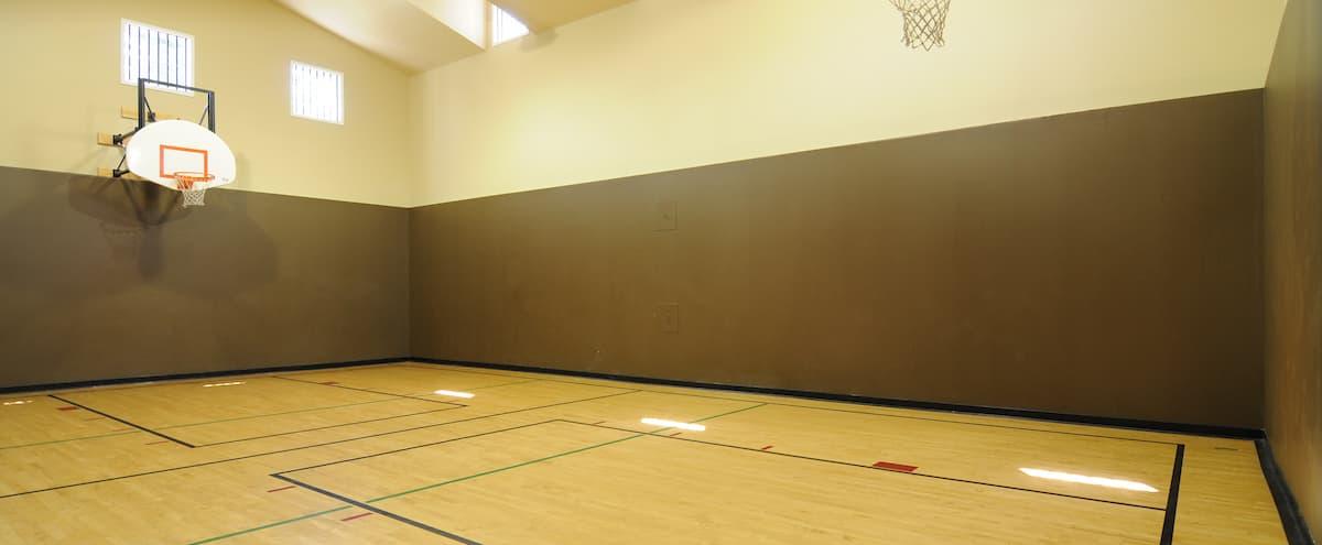 Get Creative!  Indoor Basketball Court in Everett, WA in Everett Hero Image in Boulevard Bluffs, Everett, WA