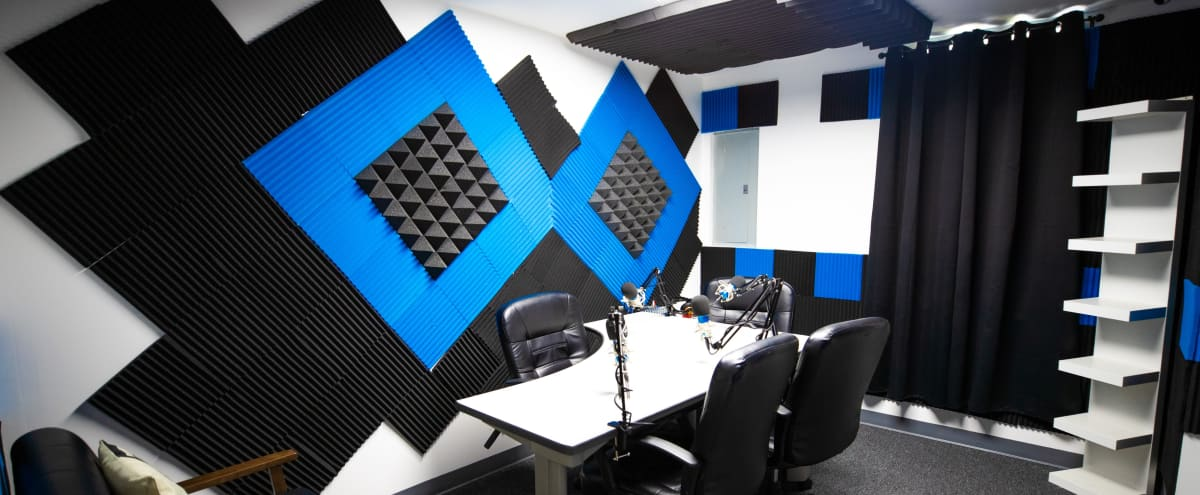 Podcast Recording Studio in Chamblee Hero Image in undefined, Chamblee, GA