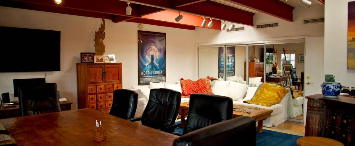 Santa Monica Zen Meeting Room and Outdoor Oasis in Santa Monica Hero Image in undefined, Santa Monica, CA