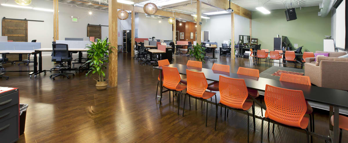 Creative Meeting, Workshop, Event Space with Great Natural light - Van Ness/Market in San Francisco Hero Image in Civic Center, San Francisco, CA