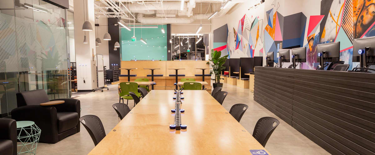 Colorful Office Space in SoMa in San Francisco Hero Image in South of Market, San Francisco, CA