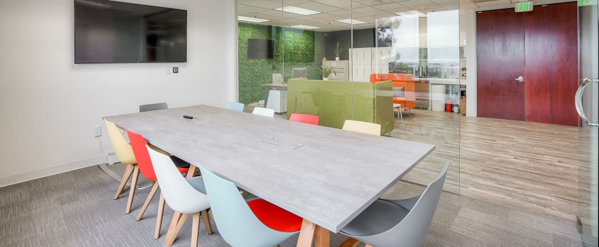 Modern Meeting Room with Great View in San Mateo in San Mateo Hero Image in Hayward Park, San Mateo, CA
