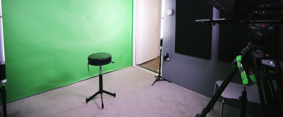 Green Screen Studio | Soundproof Room in Philadelphia Hero Image in Center City, Philadelphia, PA