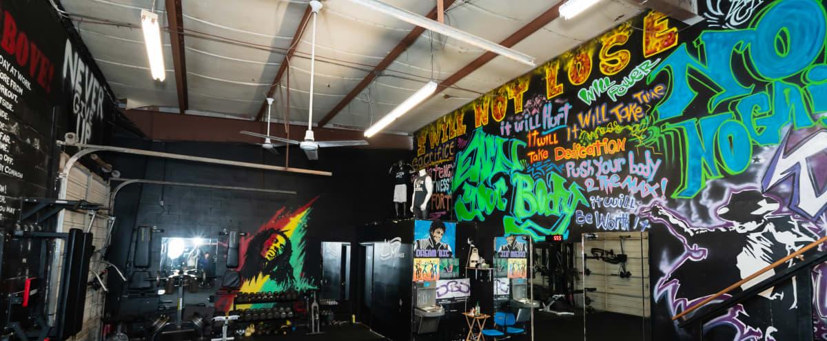 Industrial, urban, graffiti, rustic, studio space. in Tampa Hero Image in undefined, Tampa, FL