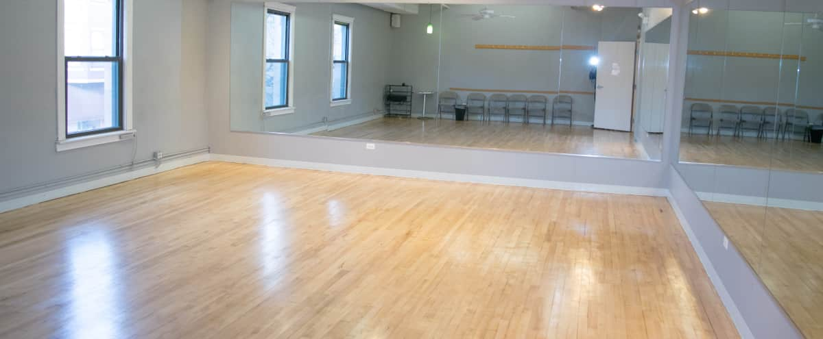 Multi-room Dance Studio in Chicago Hero Image in North Center, Chicago, IL