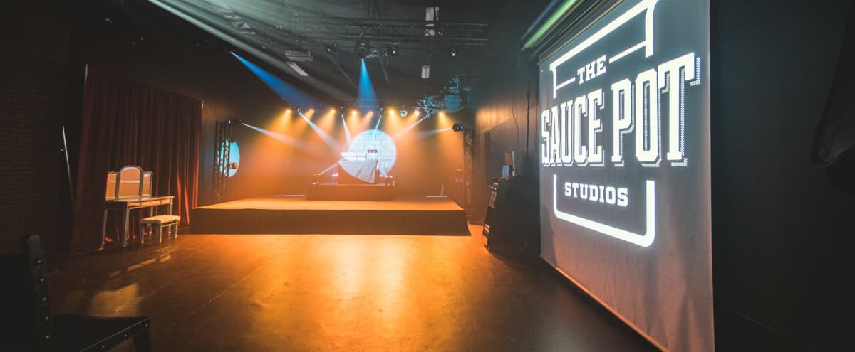Photo/ Video Studio with Stage and Lightshow in San Luis Obispo Hero Image in undefined, San Luis Obispo, CA