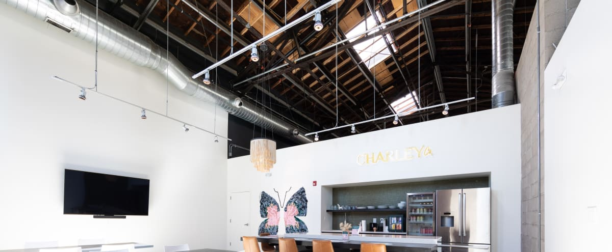 RiNo Meeting Space with High End Furnishings in Denver Hero Image in Five Points, Denver, CO