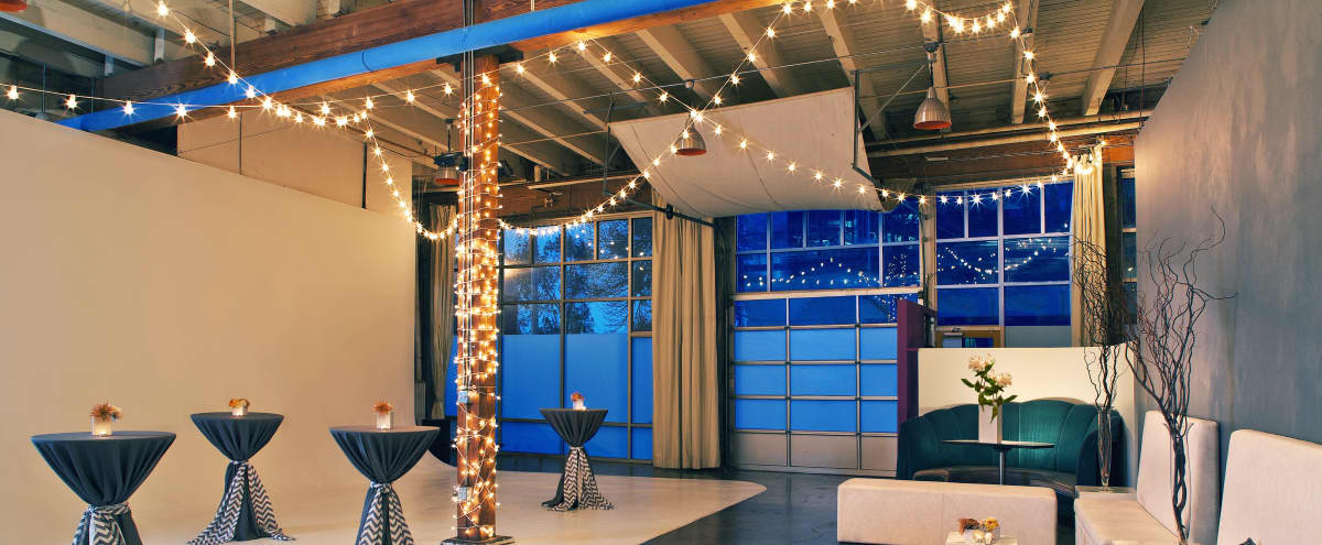 Downtown Loft on the Ground Floor Next to Olympic Sculpture Park! in Seattle Hero Image in Interbay, Seattle, WA
