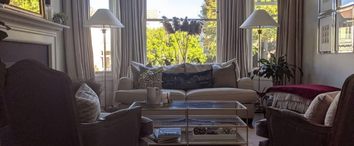 SF Victorian meets cozy Parisian flat in San Francisco Hero Image in Cow Hollow, San Francisco, CA