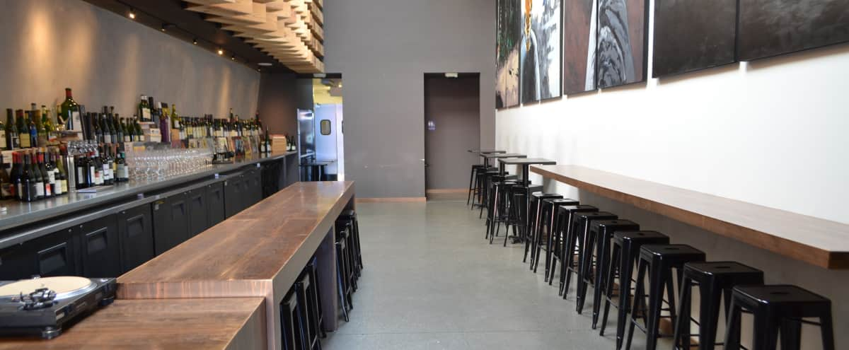 Bright, Modern Wine Bar in San Francisco Hero Image in Richmond District, San Francisco, CA