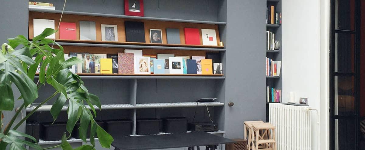 Studio de Photographe Historique - Place des Vosges - Grande Verrière - 125m2 in Paris Hero Image in Les Archives, Paris,