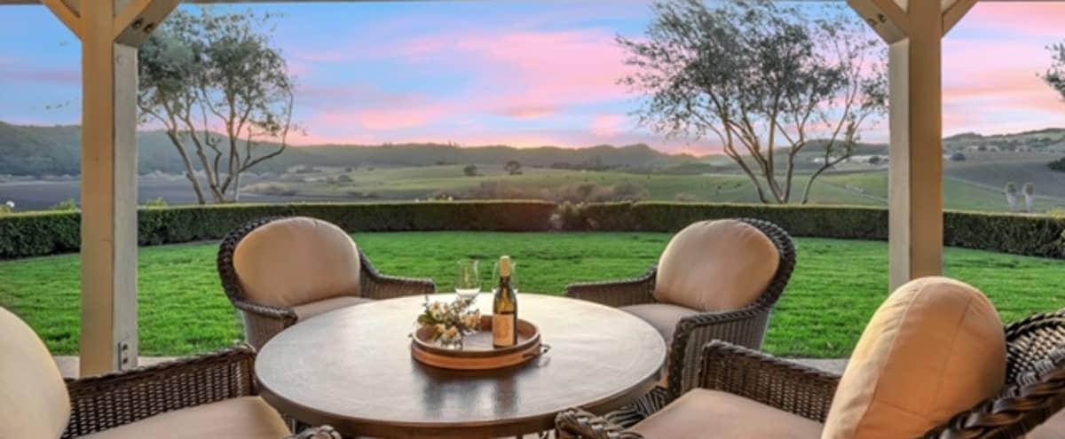 Villa Overlooking Edna Valley Vineyard in Arroyo Grande Hero Image in undefined, Arroyo Grande, CA