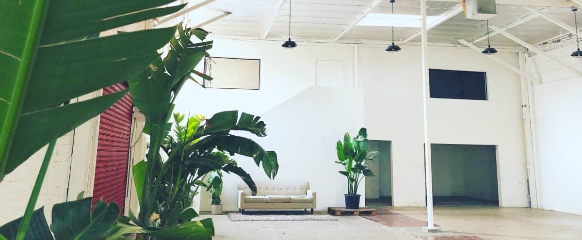 Creative Warehouse Space in DTLA in Los Angeles Hero Image in Central LA, Los Angeles, CA