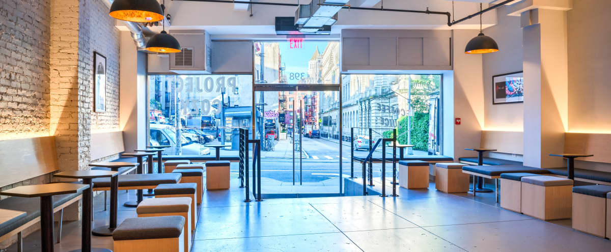 Adaptive Bright Event and Photos Space in New York Hero Image in Lower Manhattan, New York, NY