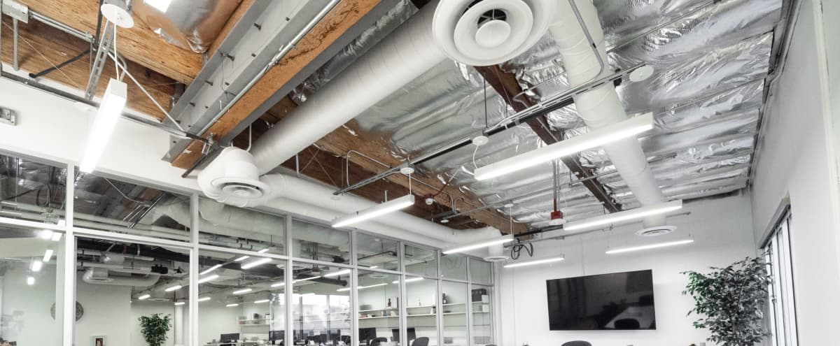 Beautiful Culver City Office Space with Studio Amenities in Culver City Hero Image in Lucerne - Higuera, Culver City, CA