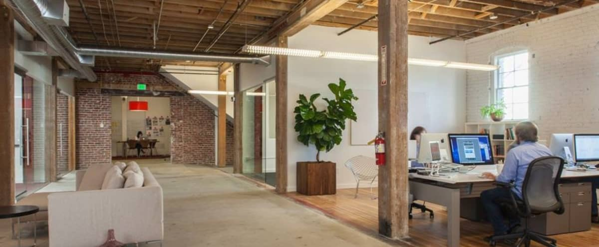 Open floor plan office for events, workshops and/or trainings in San Francisco Hero Image in Mission District, San Francisco, CA