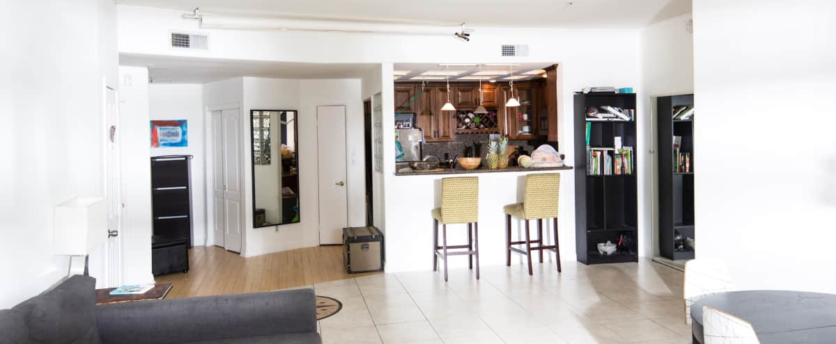 2 Bedroom Production Apartment with Studio Setup in Sherman Oaks Hero Image in Sherman Oaks, Sherman Oaks, CA