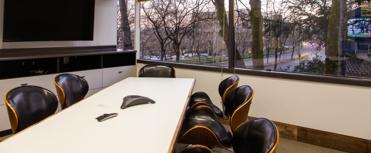 Think Tank Meeting Room for 8 People - Downtown Portland in Portland Hero Image in South Portland, Portland, OR
