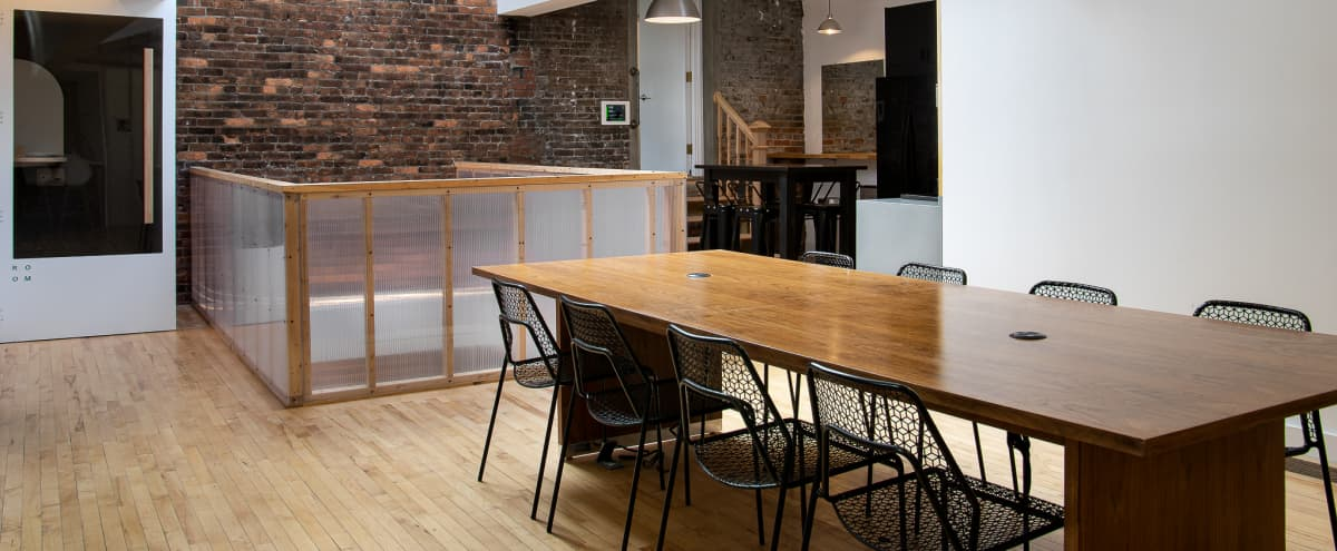 The Coworking Loft in New Haven Hero Image in Downtown, New Haven, CT