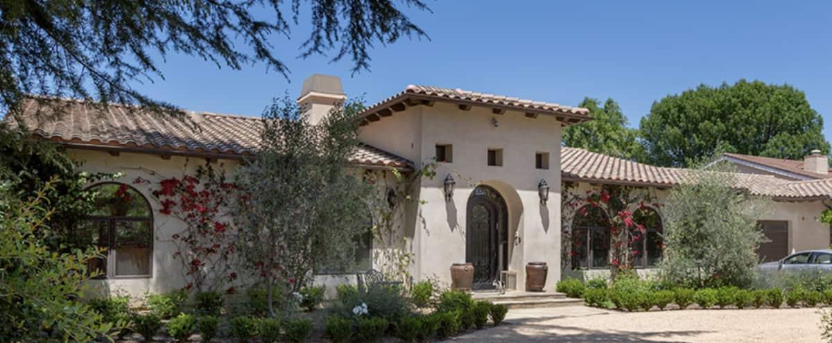 Spanish Estate in Walnut Acres in Woodland Hills Hero Image in Woodland Hills, Woodland Hills, CA