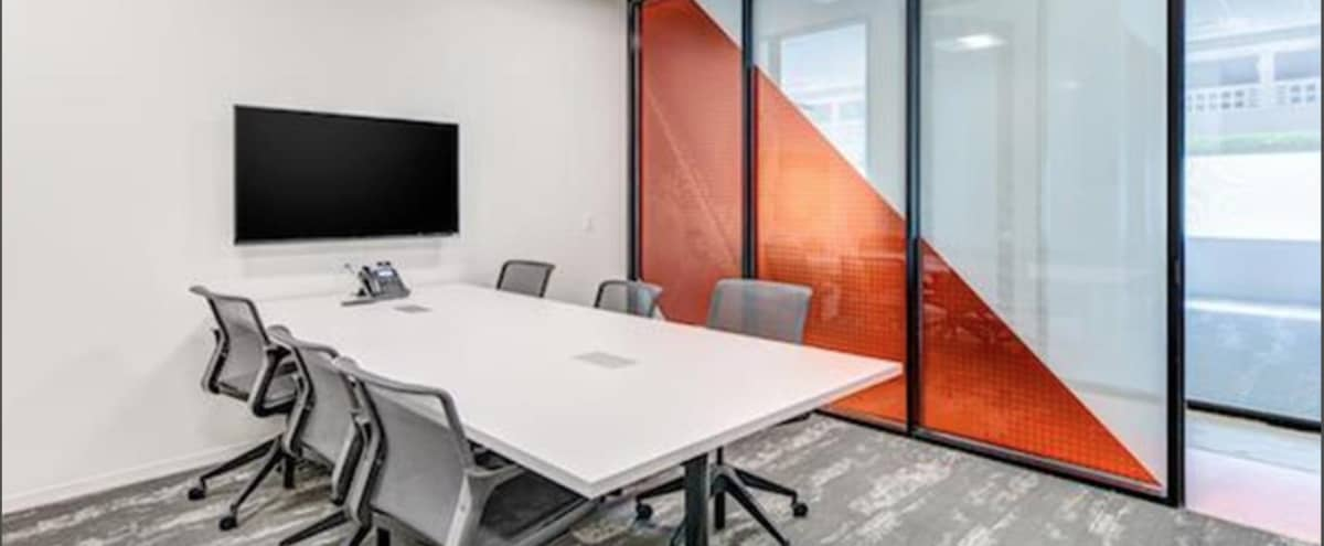 Professional Meeting Space - 6 People in Houston Hero Image in Briarforest, Houston, TX